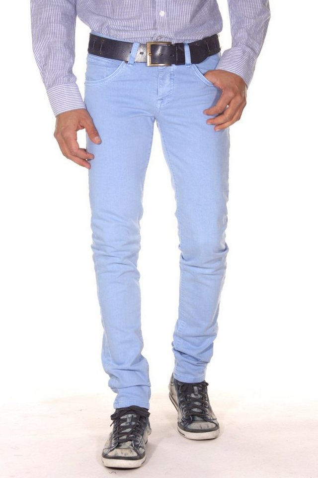 Bright Jeans Jeans Slim Fit in hellblau