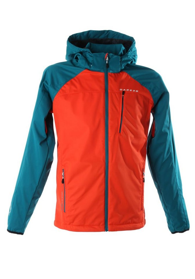 Dare2B Softshelljacke »Preclude« in trail blaze