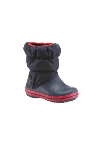 CROCS Ilgaauliai batai »Winter Puff batai Ki...