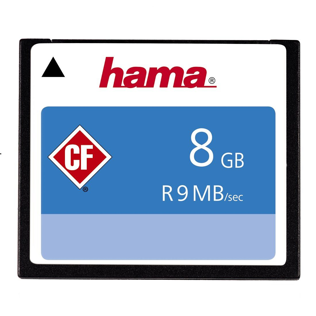 CompactFlash® Card, Hama, »High Speed CompactFlash 8GB 60X«