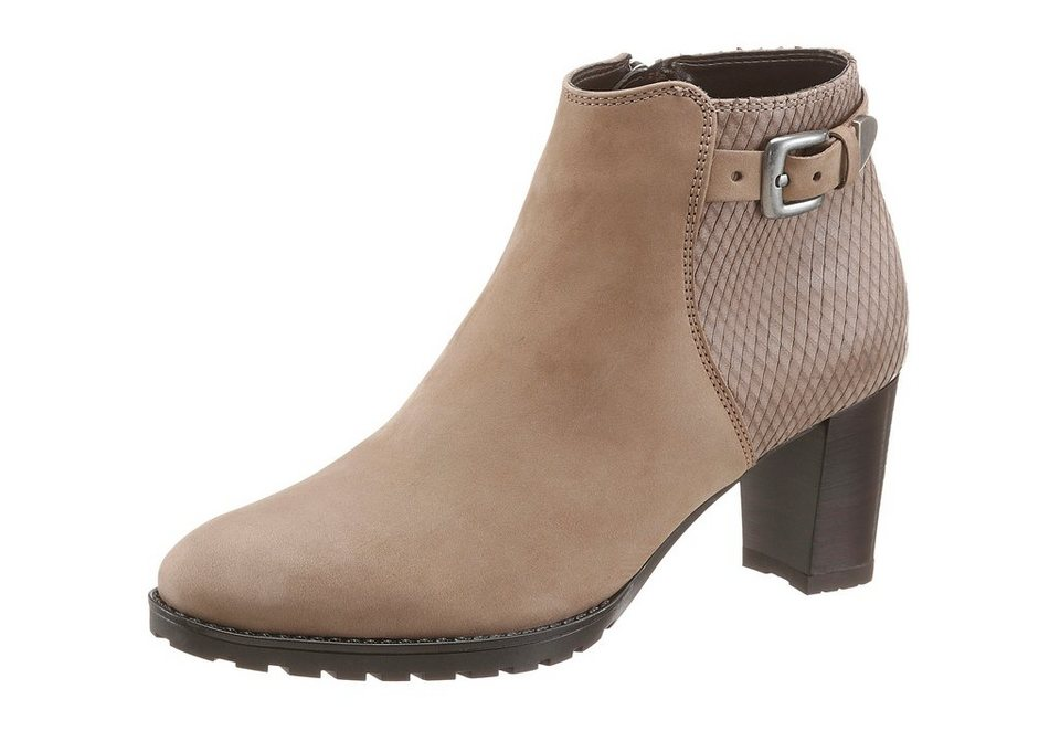 Ara Ankleboots in taupe