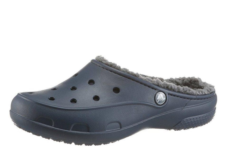 Crocs Clog in dunkelblau-blau