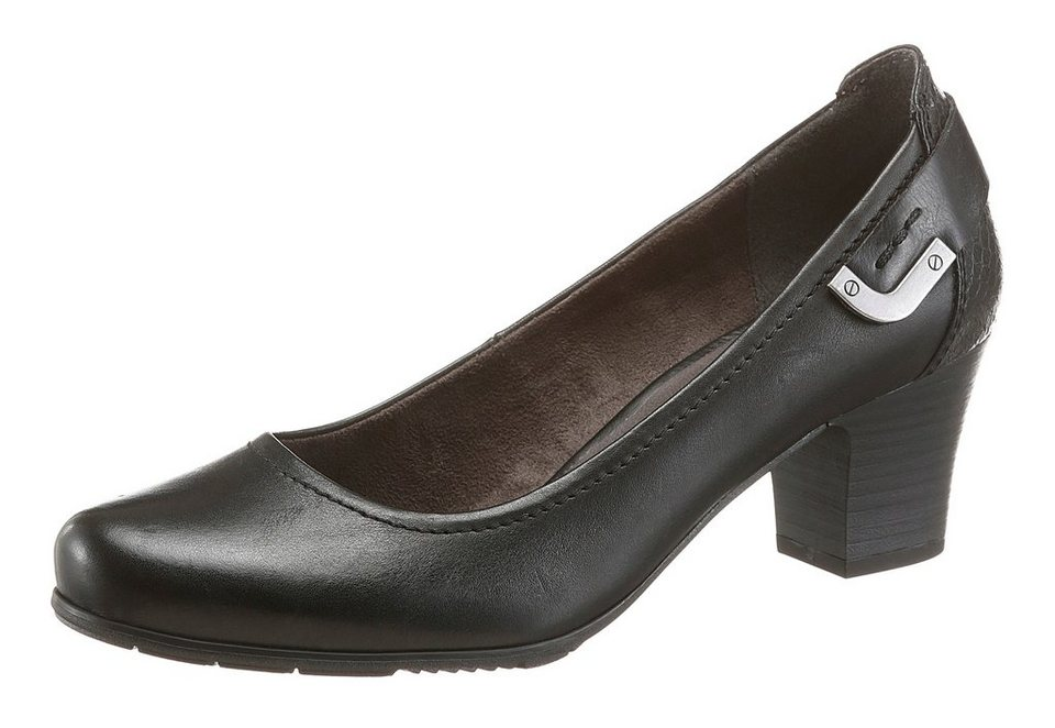 Jana Pumps in schwarz