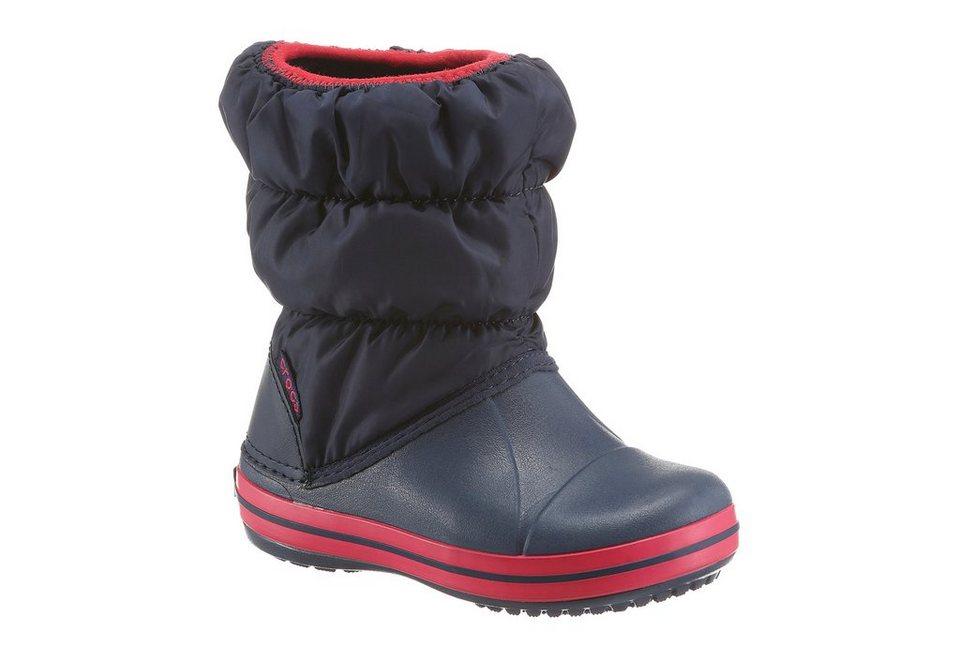 best service ed022 2256f Crocs »Winter Puff Boots Kids« Stiefel kaufen | OTTO