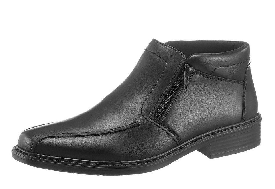 Rieker »Clarino« Stiefel mit warmer Sohle in schwarz