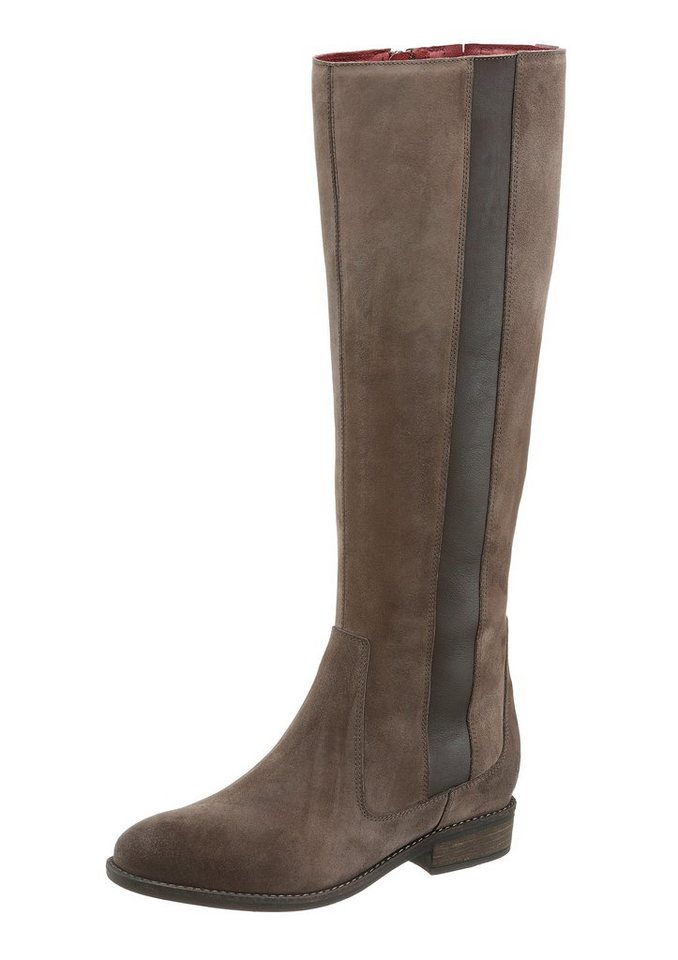 Marc O'Polo Stiefel in taupe