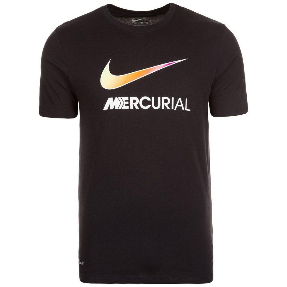 NIKE Mercurial Swoosh T-Shirt Herren in schwarz