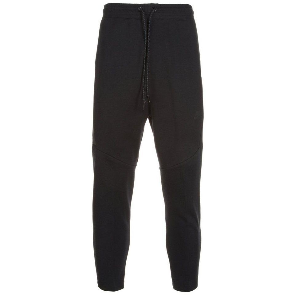 Nike Sportswear Tech Fleece Cropped Trainingshose Herren in schwarz