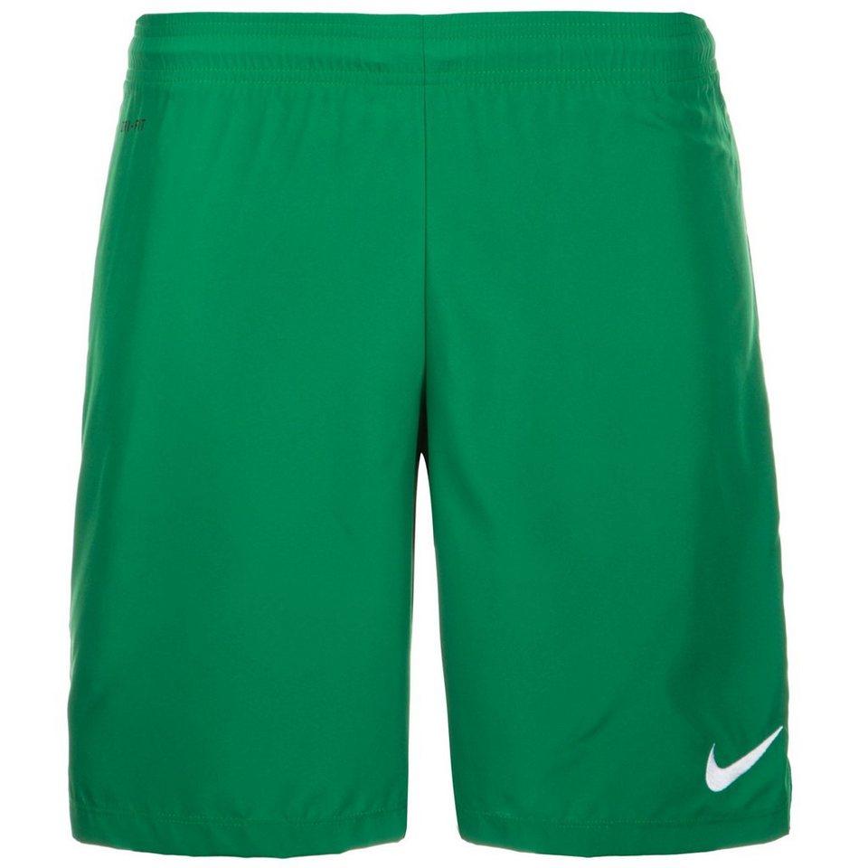 NIKE Laser Woven III Short Herren in grün / weiß