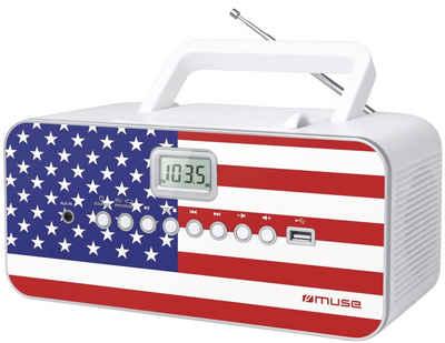 Muse Radio im USA-Design »M-28 US« Sale Angebote Drieschnitz-Kahsel