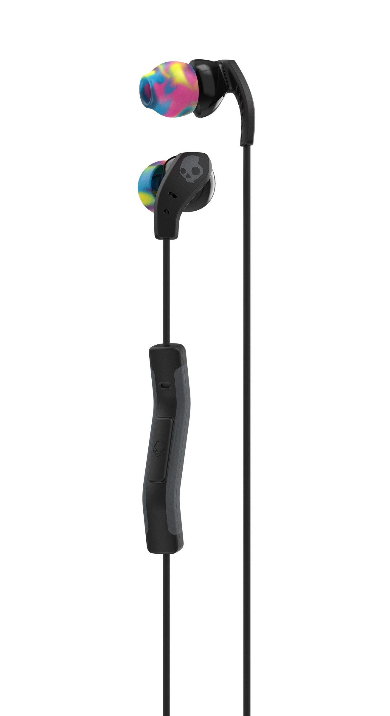 Skullcandy Headset »METHOD IN-EAR W/MIC 1 BLACK/SWIRL/COOLGRAY«