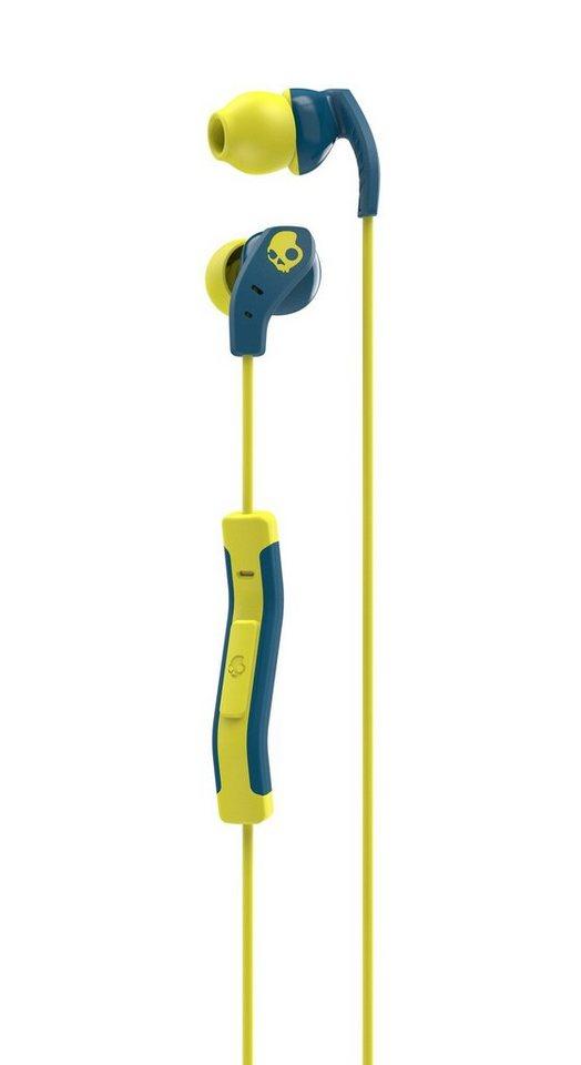 Skullcandy Headset »METHOD IN-EAR W/MIC 1 TEAL/ACID/ACID« in mehrfarbig