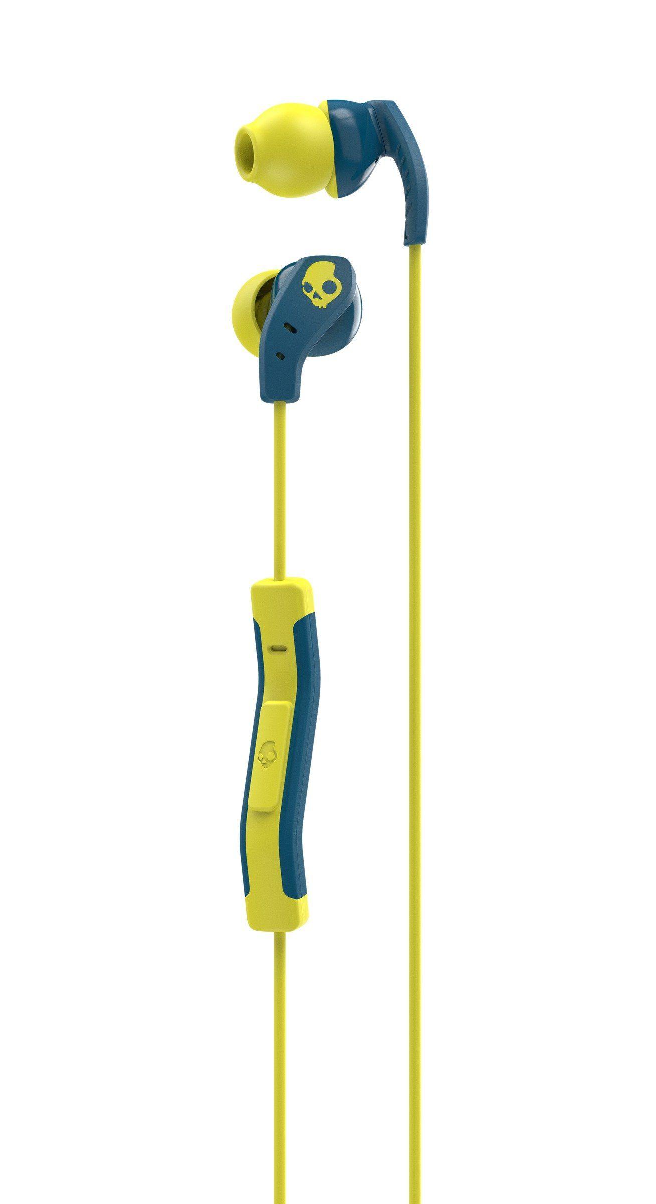 Skullcandy Headset »METHOD IN-EAR W/MIC 1 TEAL/ACID/ACID«