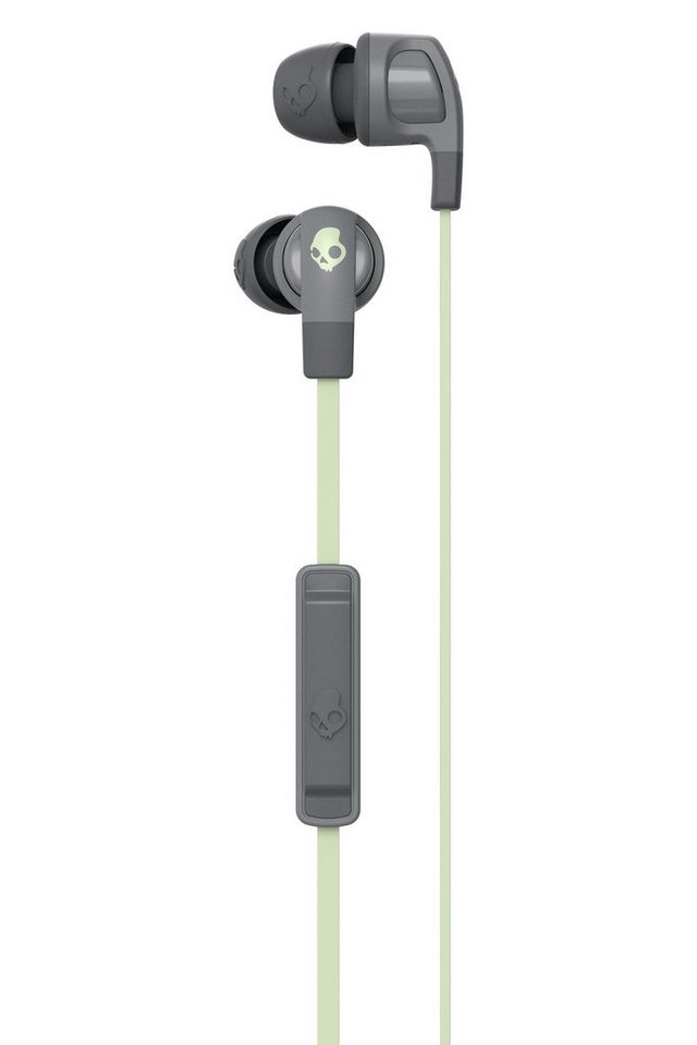 Skullcandy Headset »SMOKIN BUD 2 IN-EAR W/MIC 1 GRAY/MINT/MINT« in mehrfarbig