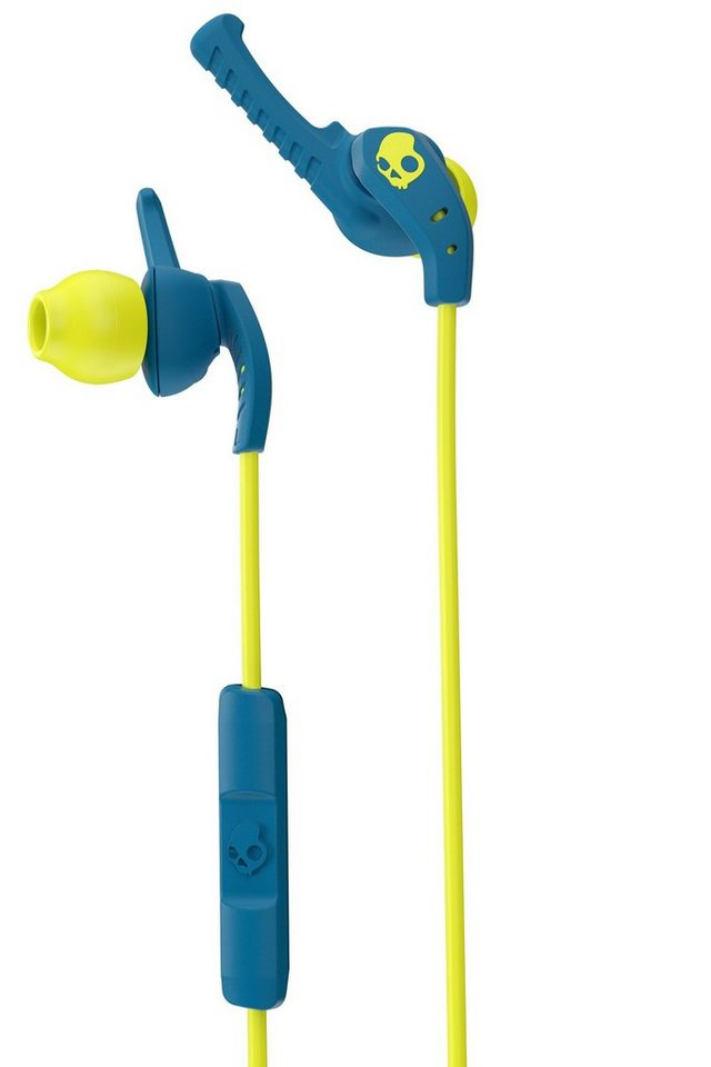Skullcandy Headset »XTPLYO IN-EAR W/MIC 1 TEAL/ACID/ACID« in mehrfarbig
