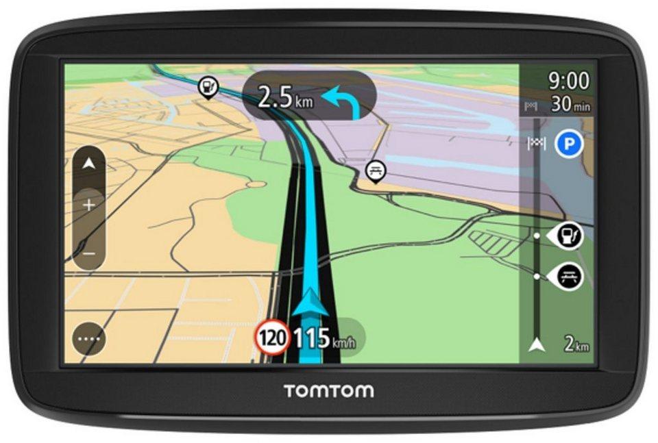 TomTom Navigationsgerät »Start 52 EU T« in Schwarz