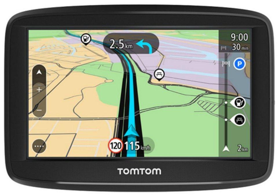 TomTom Navigationsgerät »Start 42 EU T« in Schwarz