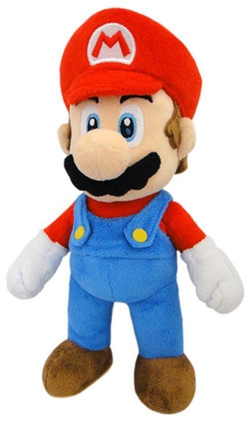 Together+ Fanartikel »Nintendo Plüschfigur Mario-bew.Arme/Beine (26cm)«