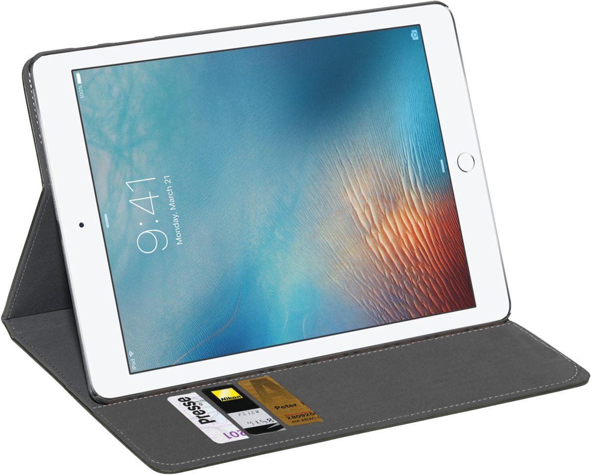 PEDEA Zubehör »Tablettasche f. Apple iPad Pro 9.7/Air2 + Folie«