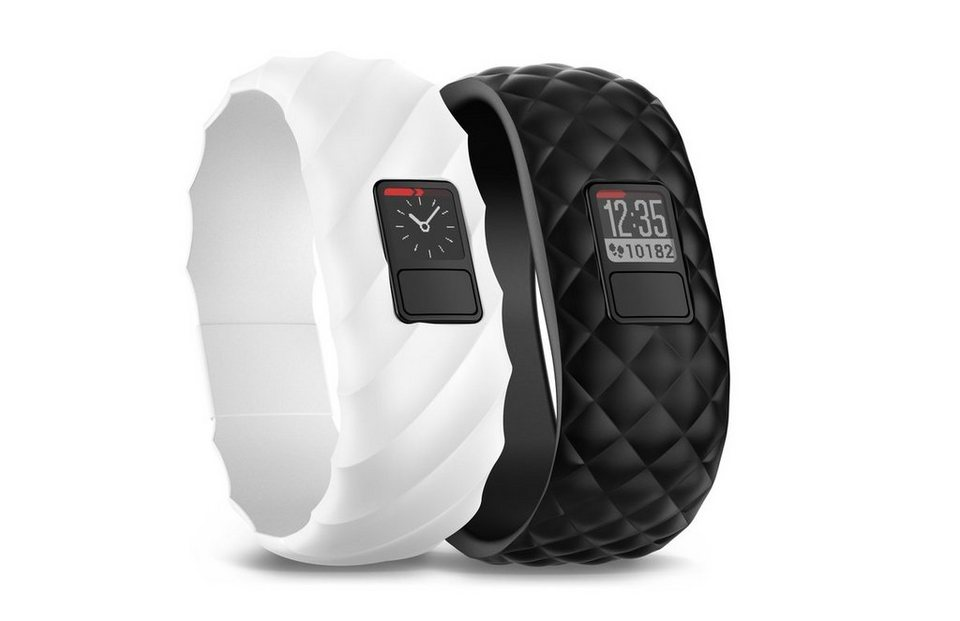Garmin Activity Tracker »vivofit 3 Style Bundle« in Schwarz