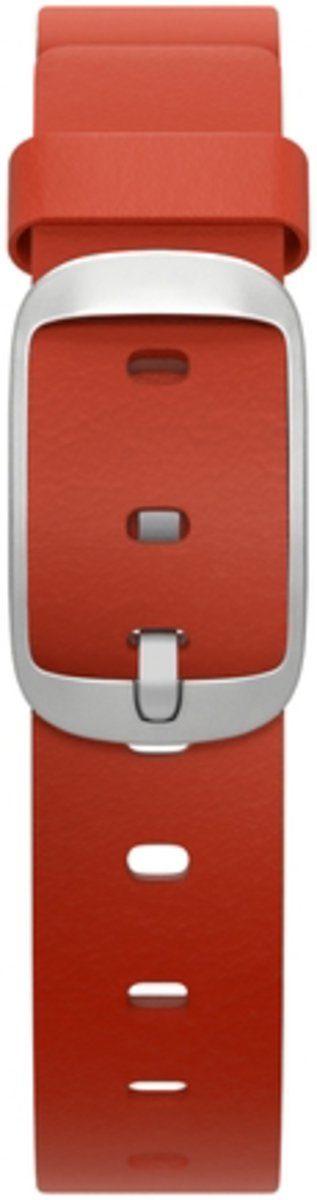 Pebble Ersatz-/Wechselarmband »Leder Armband für Time Round 14 mm«
