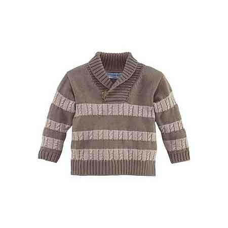 Babys: Jungen (Gr. 50 - 92): Oberteile: Pullover