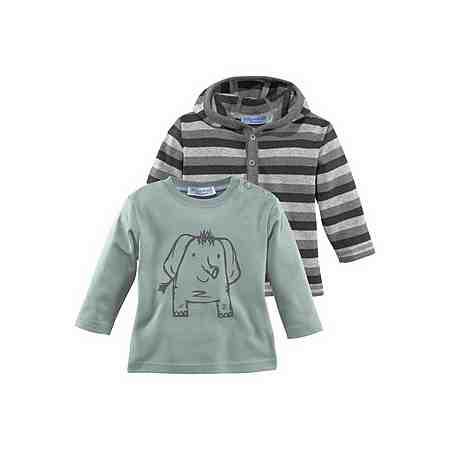 Jungen (Gr. 50 - 92): Oberteile: Shirts