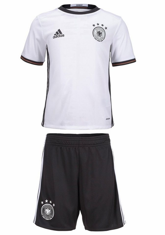 adidas Performance DFB HOME MINI KIT EM 2016 Sportanzug in Weiß