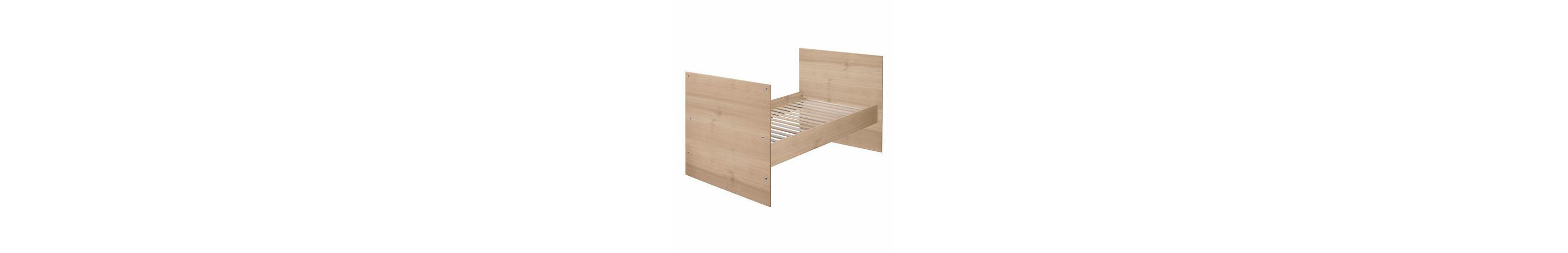 Umbauseiten zum Juniorbett für das Babybett »Sven«, in edelbuche