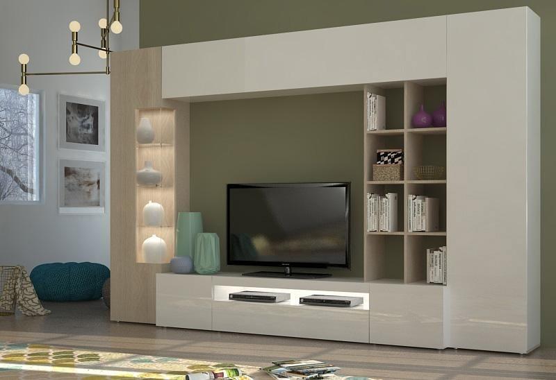 Tecnos Wohnwände online kaufen | Möbel-Suchmaschine | ladendirekt.de