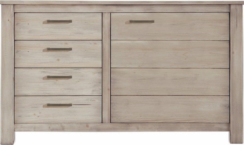 Favorit Sideboard »Lucca«, Breite 146 cm in tundra
