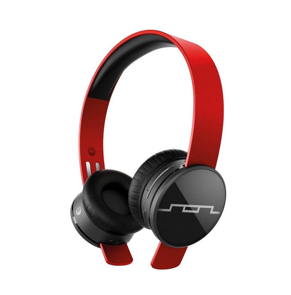 SOL Republic Wireless Over-Ear Kopfhörer »Tracks Air« in red