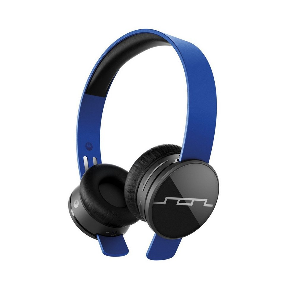 SOL Republic Wireless Over-Ear Kopfhörer »Tracks Air« in blue