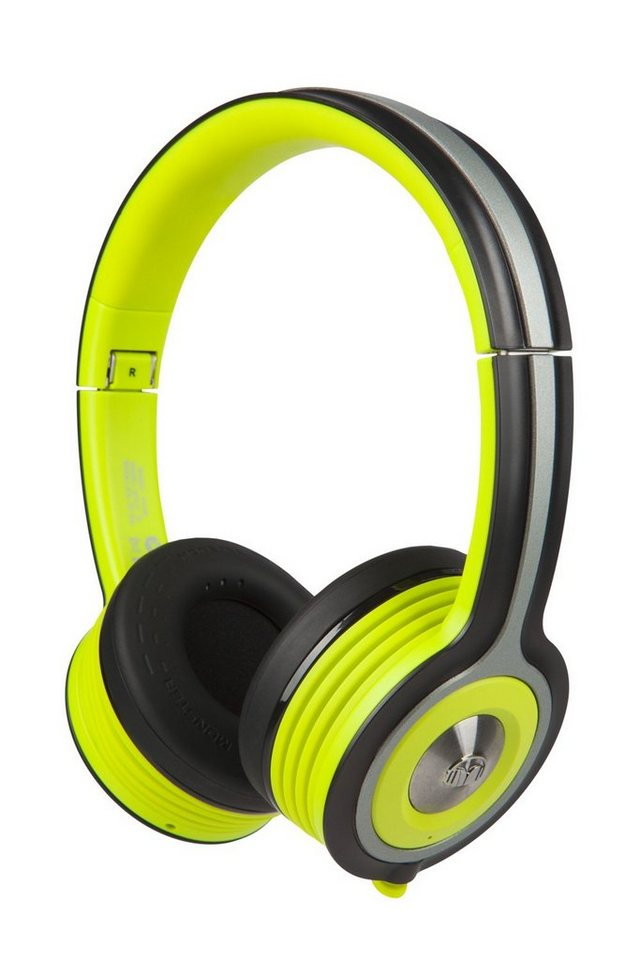 Monster Bluetooth On-Ear Kopfhörer »iSport Freedom« in green