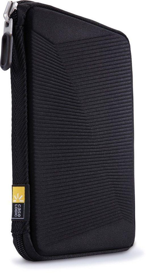 Caselogic 7 Zoll Universale schlanke Tablet Schutzhülle in black