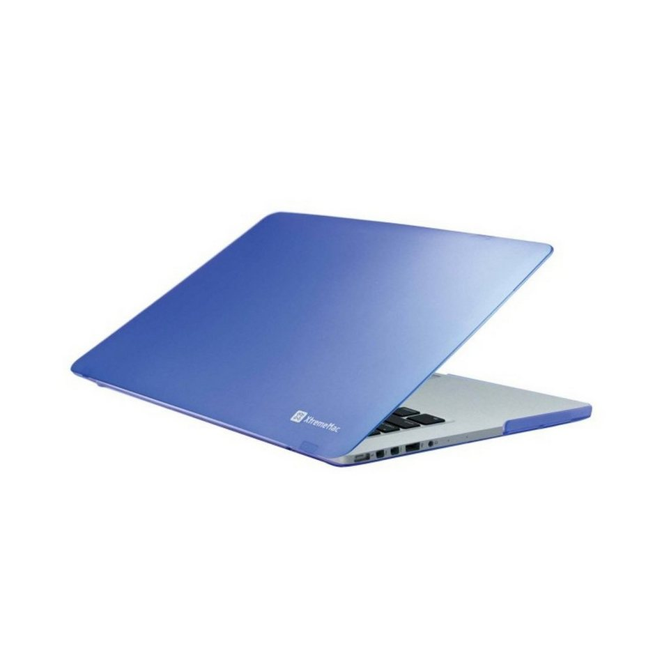 "XtremeMac Macbook Pro 13"" Retina Schutzhülle »Hardshell« in blue"