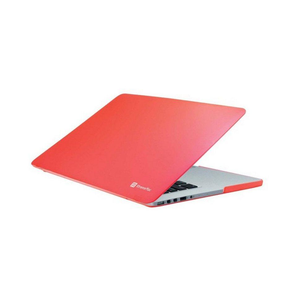 "XtremeMac Macbook Pro 13"" Retina Schutzhülle »Hardshell« in red"