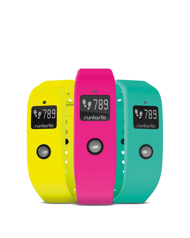 Runtastic Aktivitäts-, Fitness-, und Schlaftracker Farbset Neon »Orbit« 3-teilig
