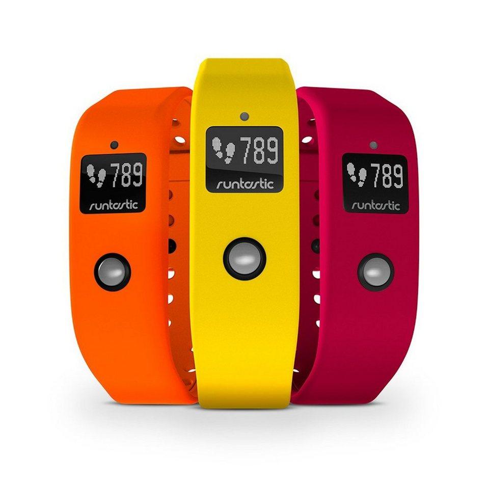 Runtastic Aktivitäts-, Fitness-, und Schlaftracker Farbset »Orbit« 3-teilig in farbenset