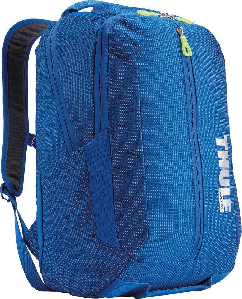 """Thule Rucksack für Notebooks bis 17"""" & Tablets bis 10,1"""" »Crossover 25L« in blue"""