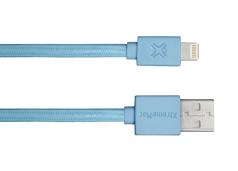 XtremeMac Lade- & Synchronisierungsflachbandkabel