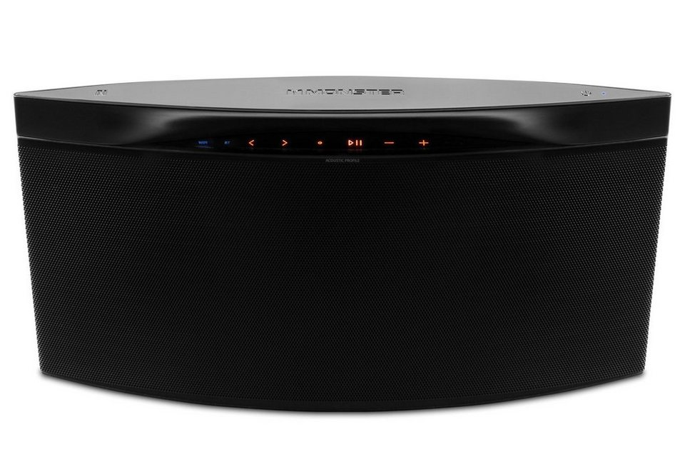 Monster Wireless Multiroom Lautsprecher »Streamcast HD S2« in black