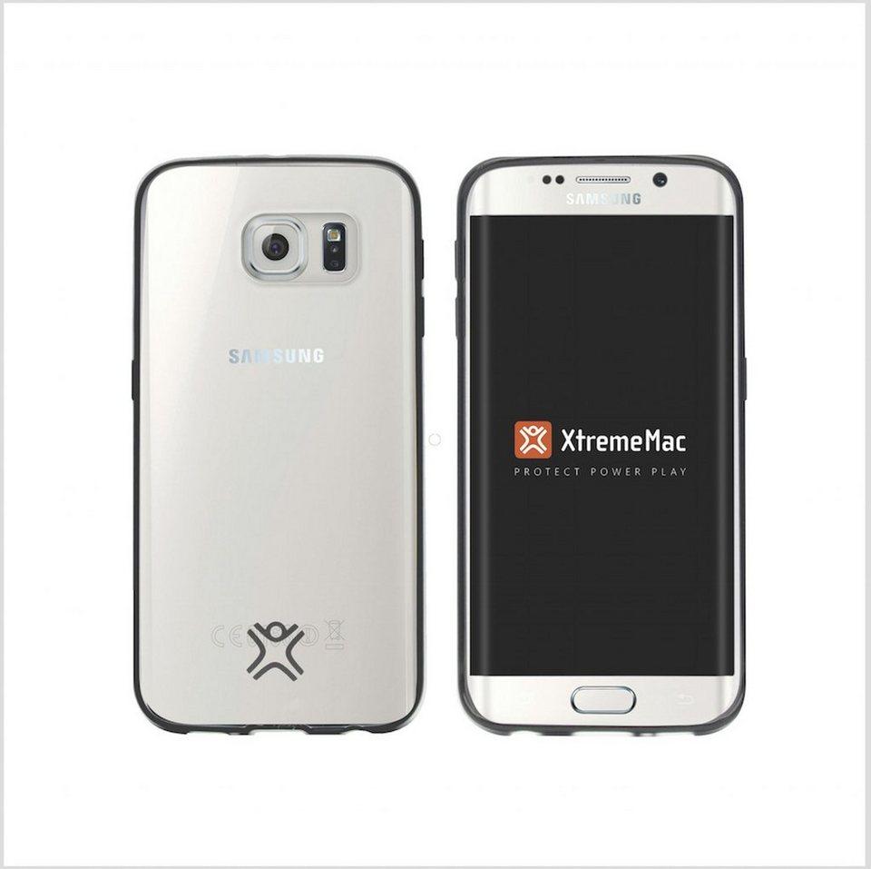 XtremeMac Display-Schutz für Samsung Galaxy S6 Edge »Microshield Accent« in black