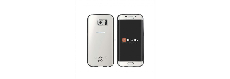 XtremeMac Display-Schutz für Samsung Galaxy S6 Edge »Microshield Accent«