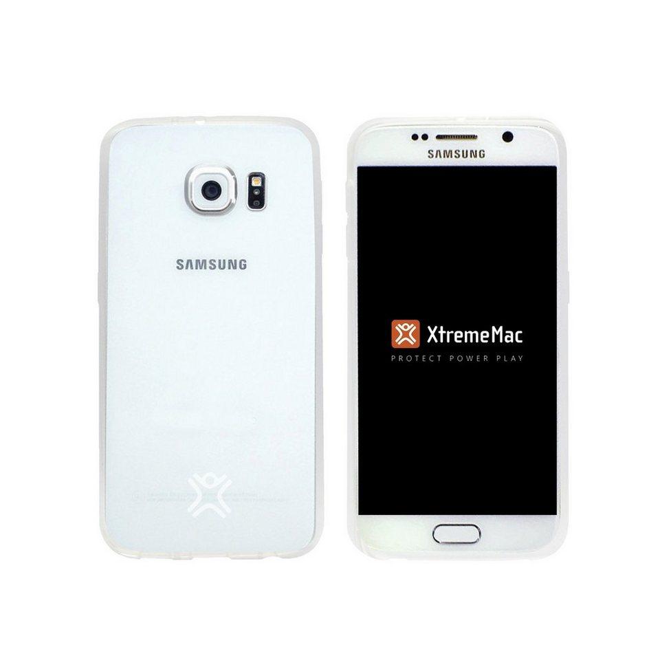 XtremeMac Display-Schutz für Samsung Galaxy S6 Edge »Microshield Accent« in transparent