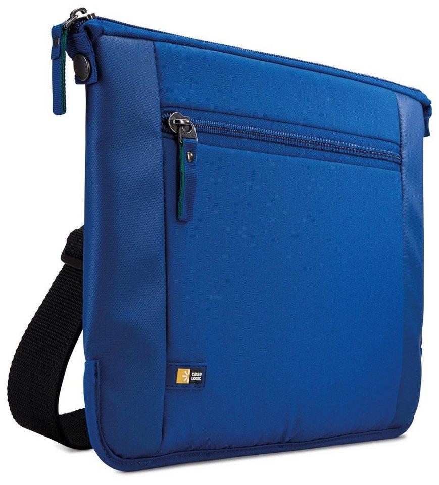 """Caselogic Schmale Notebook-Tasche 11,6"""" »Intrata Slim« in ion blue"""