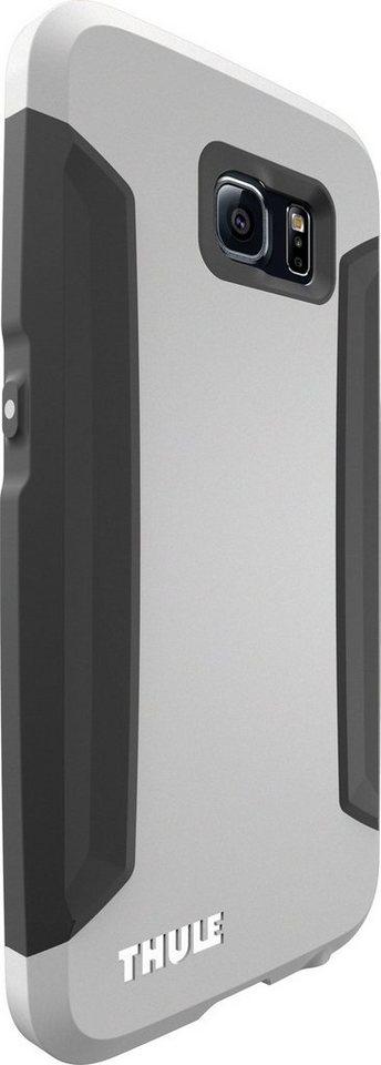 Thule Atmos X3 Schutzhülle für Samsung Galaxy S6 Extrem-Schutz »Atmos X3« in white/grey
