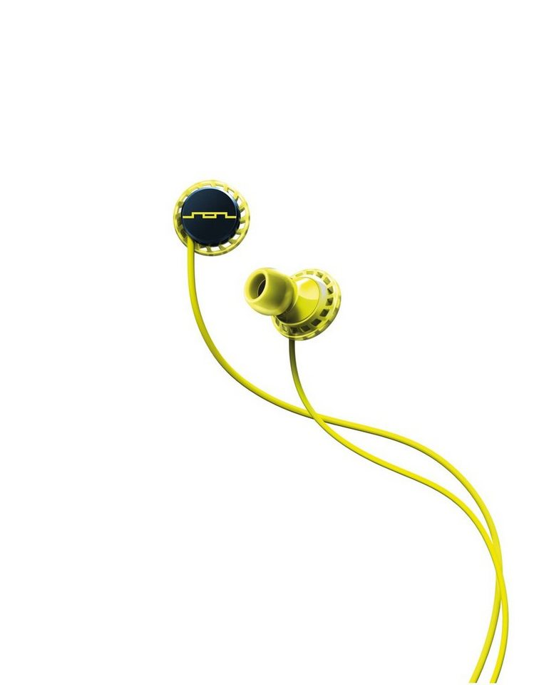 SOL Republic Sport In-Ear Kopfhörer »Relays« in lemon lime