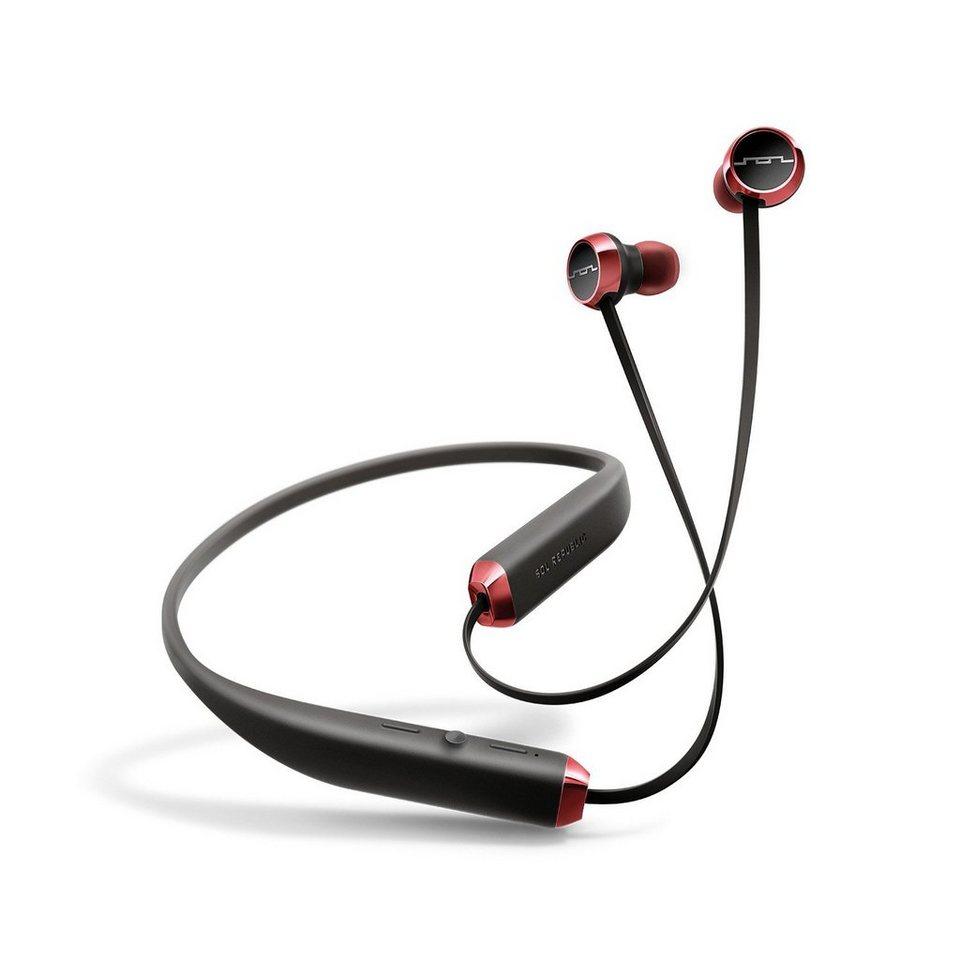 SOL Republic Wireless In-Ear Kopfhörer »Shadow« in tiger woods