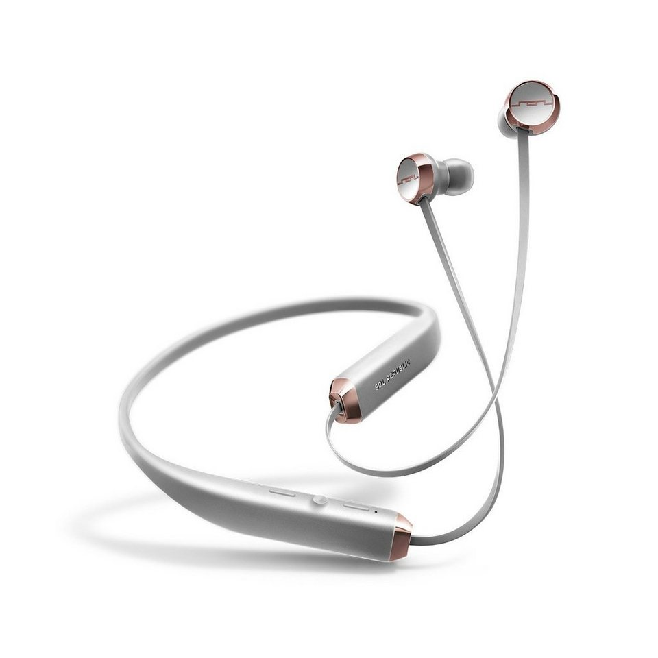 SOL Republic Wireless In-Ear Kopfhörer »Shadow« in rich grey